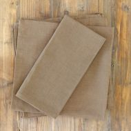 Table Napkins Pack of 6 Mekk Walnut