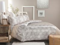 Quilt Cover Set WINDSOR faux silk