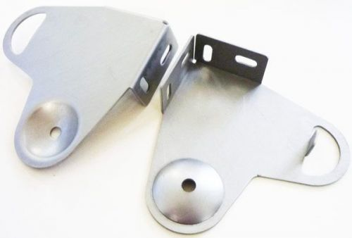Double Roller Blind Bracket - High quality galvanized steel - fits 1 or 2 blinds