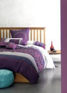 Linen House Bukhara Queen Bed Quilt Doona Cover 5 piece set