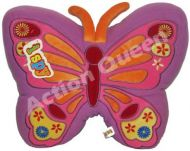 BUTTERFLY CUSHION great for girls New
