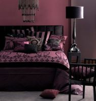 Quilt Cover Set CHATELET PLUM