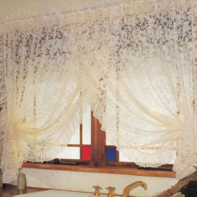 Crossover Curtains For Sale | Crossover Net Curtains -