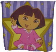 Dora the Explorer Star Cushion 40x40cm New