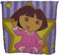 Dora the Explorer Star Cushion 40x40cm New