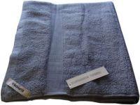1 Egyptian Cotton Bath Sheet Towel 95x160cm BLUE 650 GSM New