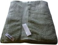 1 Egyptian Cotton Bath Sheet Towel 95x160cm GREEN 650 GSM New