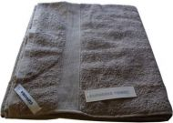 1 Egyptian Cotton Bath Sheet Towel 95x160cm LATTE 650 GSM New