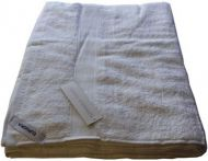 1 Egyptian Cotton Bath Sheet Towel 95x160cm WHITE 650 GSM New