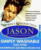 Jason Mattress Protector Single New