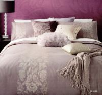 KAS QUEEN SIZE QUILT COVER SET LA SCALA STUNNING New