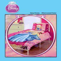 Quilt Cover Set Girls Princess Cinderella Sleeping Beauty