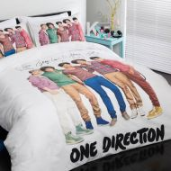 ONE DIRECTION Design 02 DOUBLE Quilt Cover Set OFFICIAL LICENSED PRODUCT