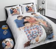ONE DIRECTION Design 03 DOUBLE Quilt Cover Set OFFICIAL LICENSED PRODUCT