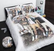 Single Quilt Cover Set One Direction Design 4 LICENSED