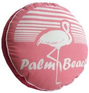 Cindy CUSHION by Jinx PINK 40cm LARGE Palm Beach New