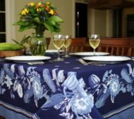 PROVENCIAL TABLE CLOTH 150x260cm New