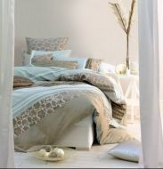Reseda Quilt Cover and Pillowcase Set