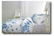 Quilt Cover Set Sakura Butterflies